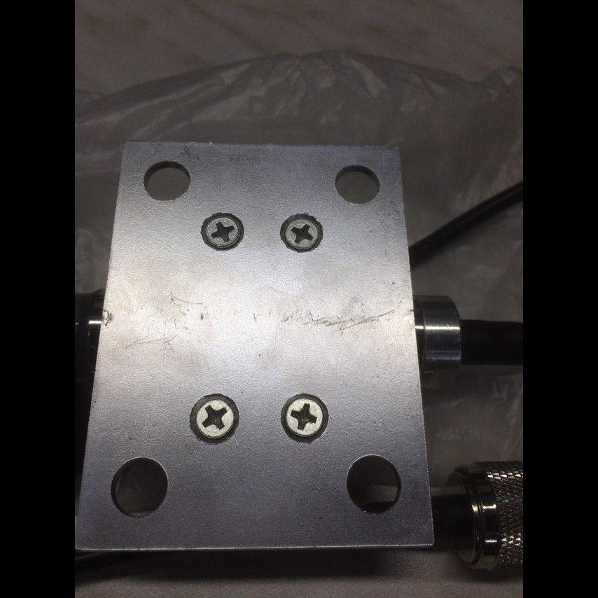 Антенна 868-01 (после тестирования, имеются царапины на корпусе)