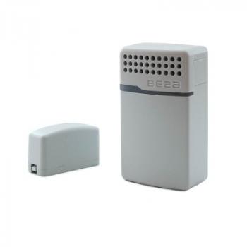 Беспроводной датчик (4 в 1) влажности, температуры, магнитоконтактный, акселерометр, угла отклонения Вега Smart-HS0101