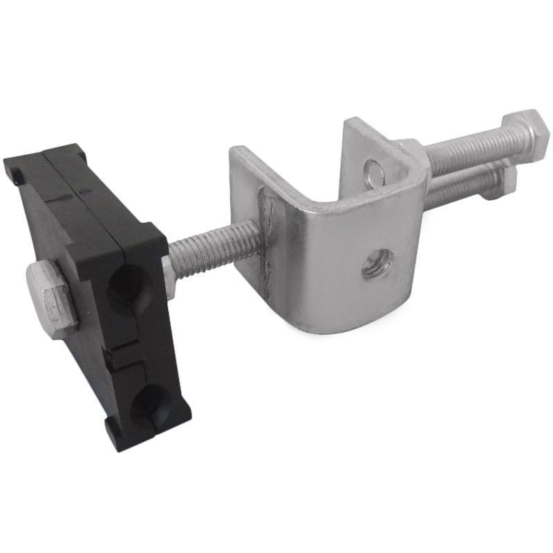 Зажим шлейфовый ЗКШ2-П-6/18 (диаметр 6-18 мм)