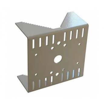 Универсальное крепление на опору (столб, мачту) TFortis-2 для монтажа всех моделей шкафов CrossBox и термокожухов TFortis TH