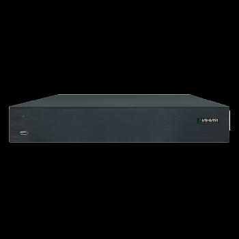 Мультиформатный видеорегистратор Линия XVR 16 H.265 для аналоговых и IP-видеокамер.Количество каналов: видео-16, 2HDD общим объемом до 24Тб, H.265