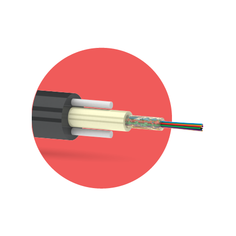 Кабель оптический ОКДК-2Д 6 G.657.А1 1,5кН