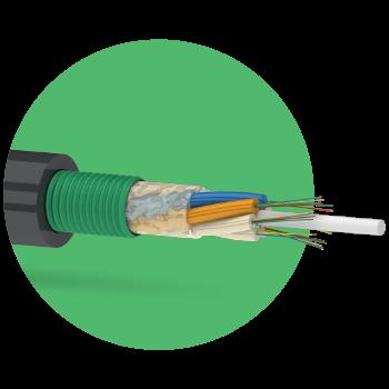 Кабель оптический ОКК 64 G.652D (2х8)(4х12) 2,7кН