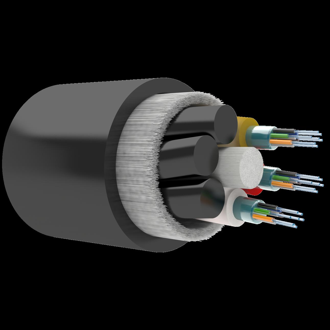 ОКМС-4 (G.652.D) 6кН (разрывная нагрузка) 9.4 мм