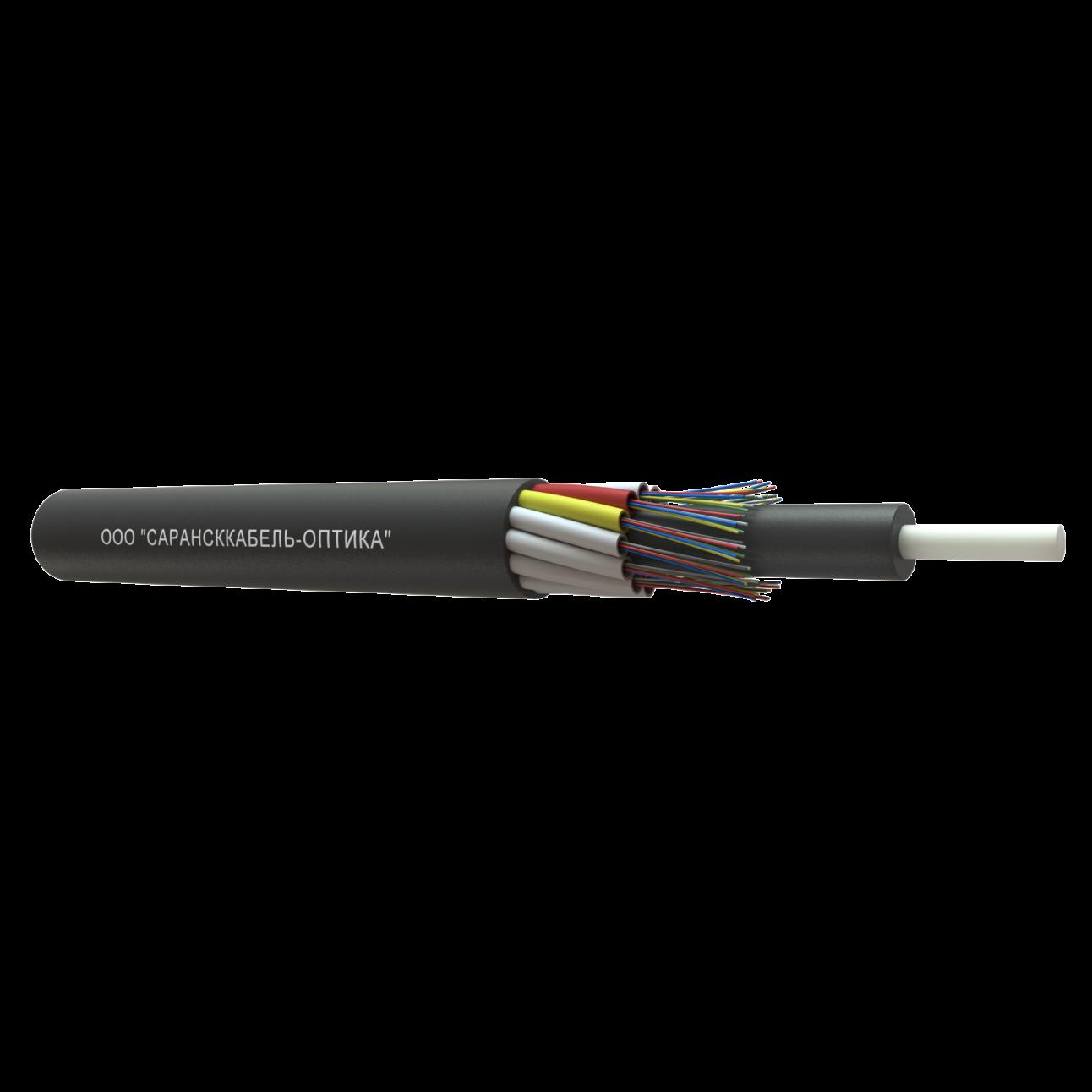 Кабель оптический ОКМ-0.22-144 1,5кН