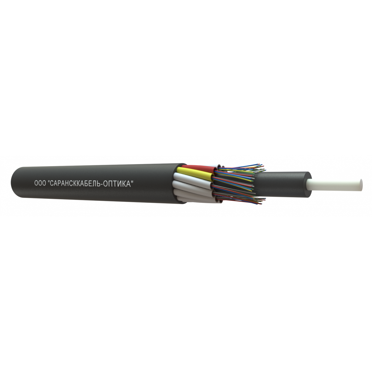 Кабель оптический ОКМ-0.22-24 1,5кН