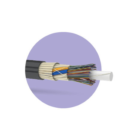 Кабель оптический ОКУ 24 G.652.D (3х8)-2,7кН