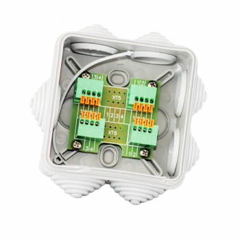 Разветвитель 6-ти канальный (RS422/485, CAN, M-Bus)