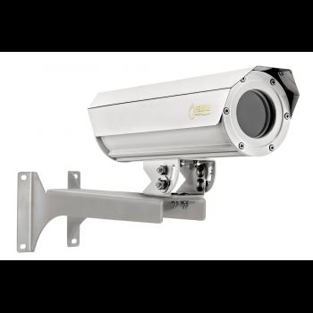 Взрывозащищенная камера Релион-А-200, 4Мп, вариоф. объектив 2,8-11 мм, ИК-подсветка до 60м, РоЕ, IP68, марк. взрывозащиты 1ExdIICТ5/Т6