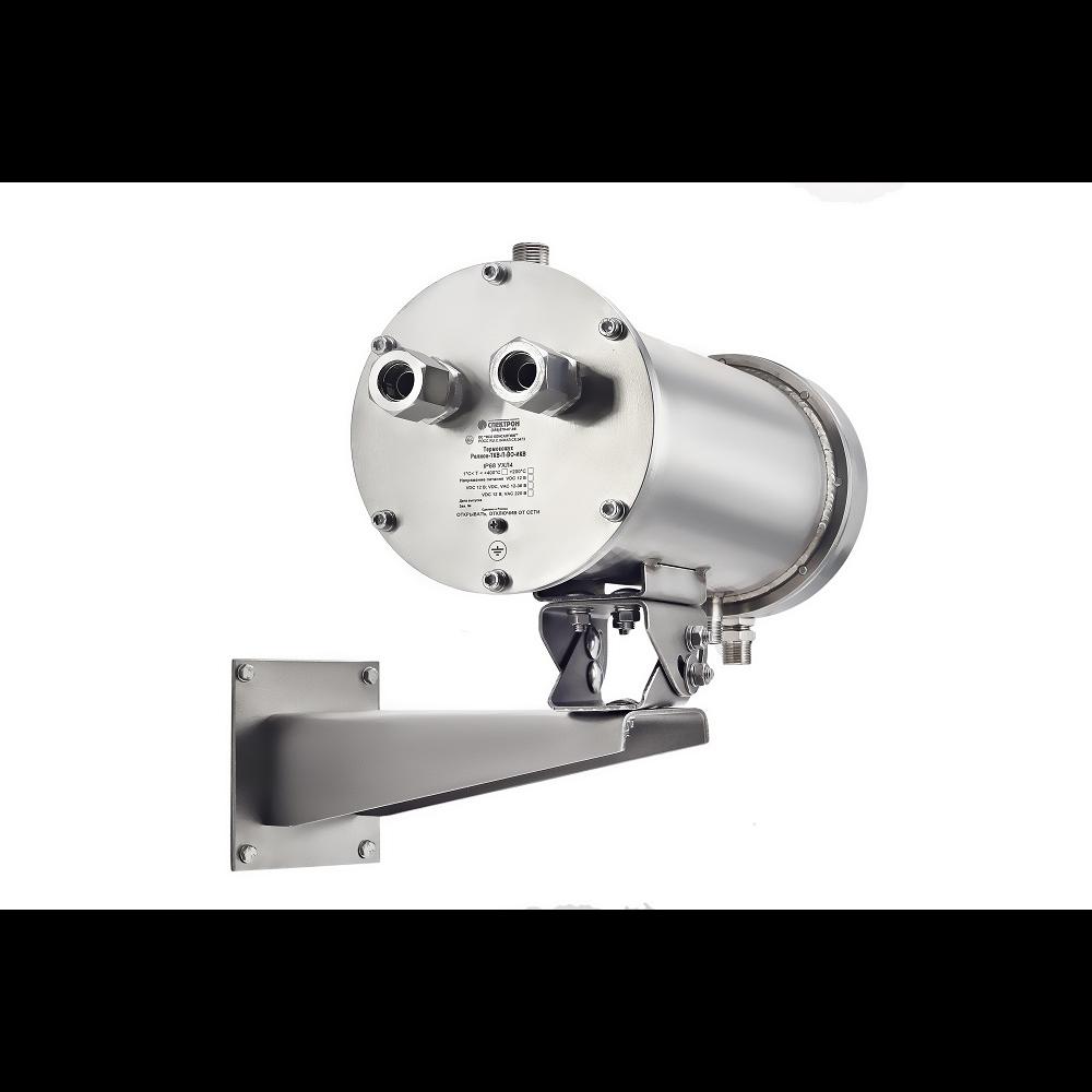 Высокотемпературный термокожух Релион-ТКВ-П-ВО исп.01, IP68, нержавеющая сталь, напряжение питания кожуха DC12V