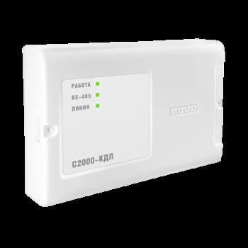 Контроллер адресный двухпроводной линии связи