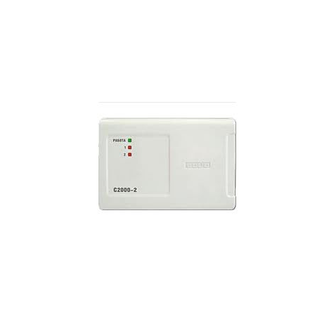Контроллер доступа на два считывателя