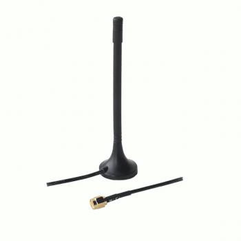 Wi-Fi антенна Teltonika, магнитная поверхность, RP-SMA-male