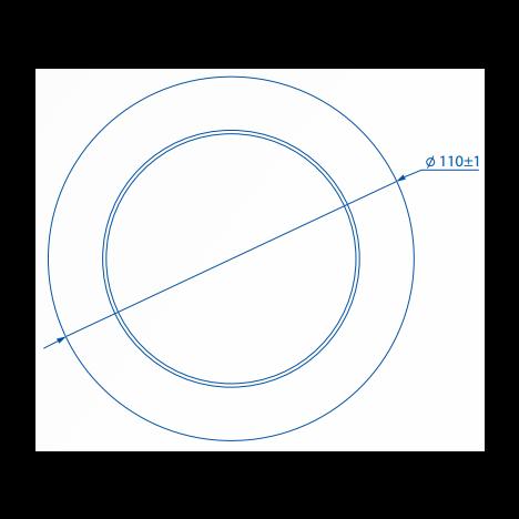 Антенна всенаправленная Teltonika MIMO  MOBILE/GNSS/WIFI IP67