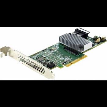 RAID-контроллер LSI 9361-8i, 12Gb/s SAS/SATA 8-port int, cache 1Gb