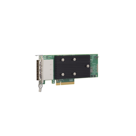HBA-адаптер LSI 9305-16e SGL, 12Gb/s SAS/SATA  16-port ext
