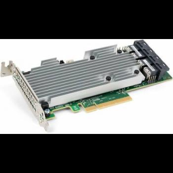 RAID-контроллер LSI 9361-16i SGL, 12Gb/s SAS/SATA 16-port int, cache 2Gb