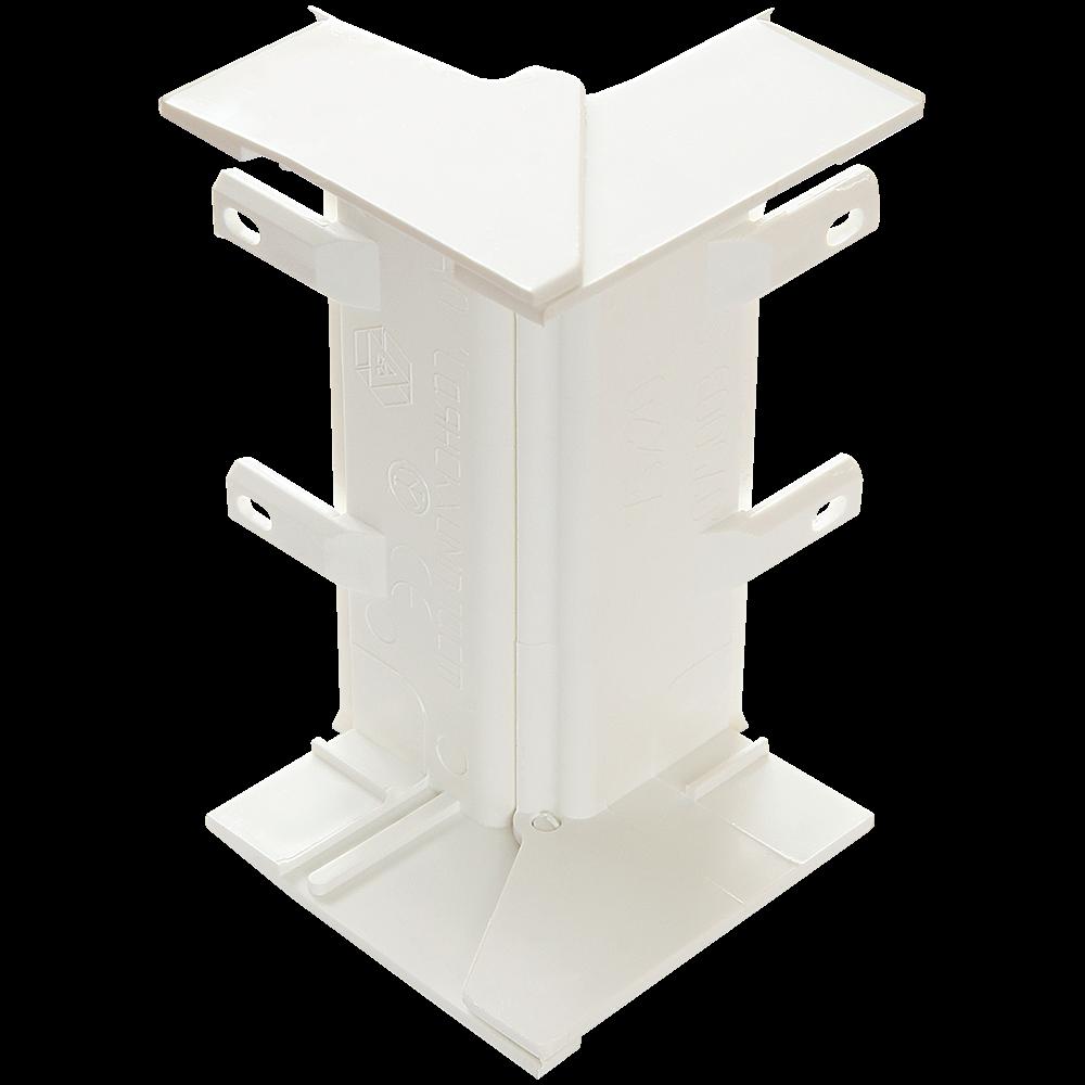 Угол внутренний изменяемый кабельного канала 75х20