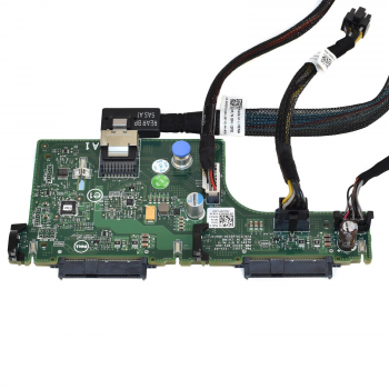 "Панель подключения HDD для Dell R720XD Rear Flex Bay 2.5"" Hard Drive Backplane Kit"