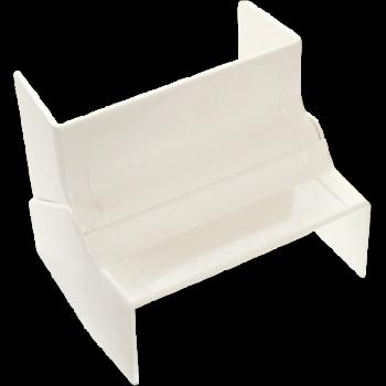 Угол внутренний изменяемый для кабельного канала 100х50