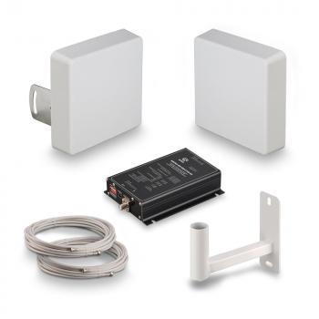 Комплект усиления сотовой связи LTE1800/GSM1800/3G KRD-1800/2100