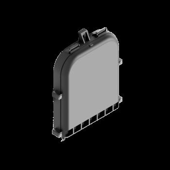 Оптическая кросс-муфта для сетей доступа FTTH (планка до 18SC)