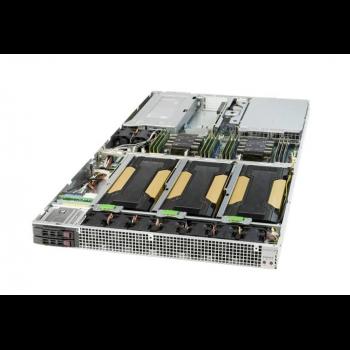 "Платформа Supermicro 1U SYS-1029GQ-TNRT, до двух процессоров Intel Scalable, DDR4, 2x2,5"" NVMe, 2x10Gbase-T, до четырех графических ускорителей"