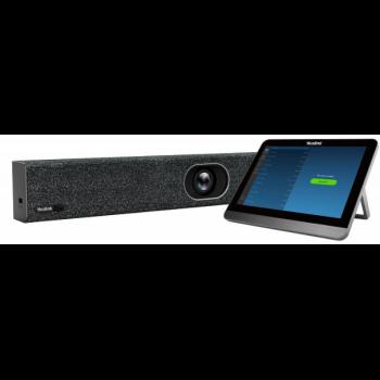 A20-020-Zoom (MeetingBar A20 с встроенными камерой, микрофонами и саундбаром, CTP18, AMS 2 года)