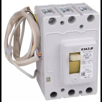 Выключатель автоматический ВА57-35-644710-250А-750-440DC-НР24DC-УХЛ3-КЭАЗ