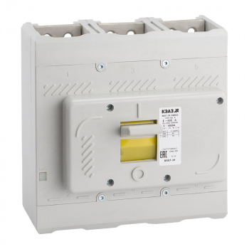 Выключатель автоматический ВА57-39-640010-630А-2000-440DC-УХЛ3-КЭАЗ