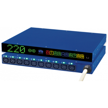 Модуль удалённого управления питанием Resilient Power Control Module 63A (RPCM 63A)