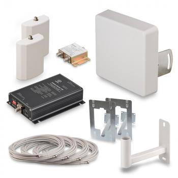 Комплект усиления сотовой связи GSM900 и EGSM - KRD-900-2