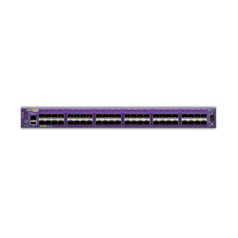 Коммутатор Extreme Summit X480-48x
