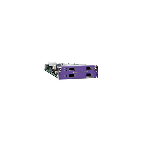Модуль расширения  VIM2-10G4X 4 порта 10G для коммутатора Extreme x480