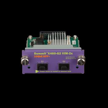 Модуль для коммутаторов Extreme Summit X460-G2 VIM-2x