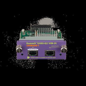 Модуль для коммутаторов Extreme Summit X460-G2 VIM-2t