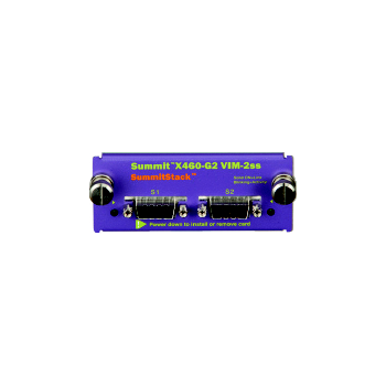 Модуль для коммутаторов Extreme Summit X460-G2 VIM-2ss