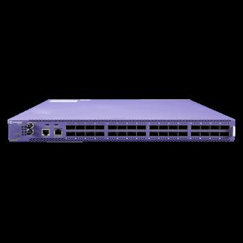 Коммутатор Extreme Summit X870-32c, 32 10Gb/25Gb/40Gb/50Gb/100Gb QSFP28 портов, 2БП