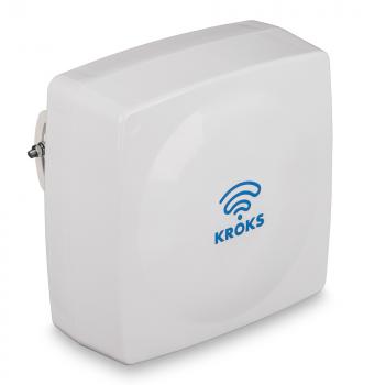 Роутер Kroks Rt-Ubx PoE DS mQ-EC 4-48 со встроенным модемом LTE cat.4 и коммутатором PoE