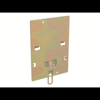 Плата монтажная для крепления на рейке DIN50022 XT1 3p ABB 1SDA066652R1