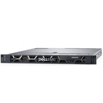 Сервер Dell PowerEdge R640, 1 процессор Intel Xeon Silver 4114 2.20GHz, 128GB DRAM