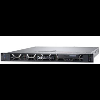 Сервер Dell PowerEdge R640, 1 процессор Intel Xeon Silver 4114 2.20GHz, 128GB DRAM