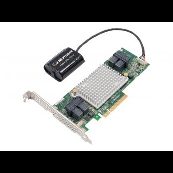 RAID-контроллер Adaptec ASR-7805Q SGL, 1Gb, maxCache, AFM
