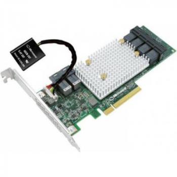 RAID-контроллер Adaptec 3154-24i, 12Gb/s SAS/SATA 24-port int, cache 4GB