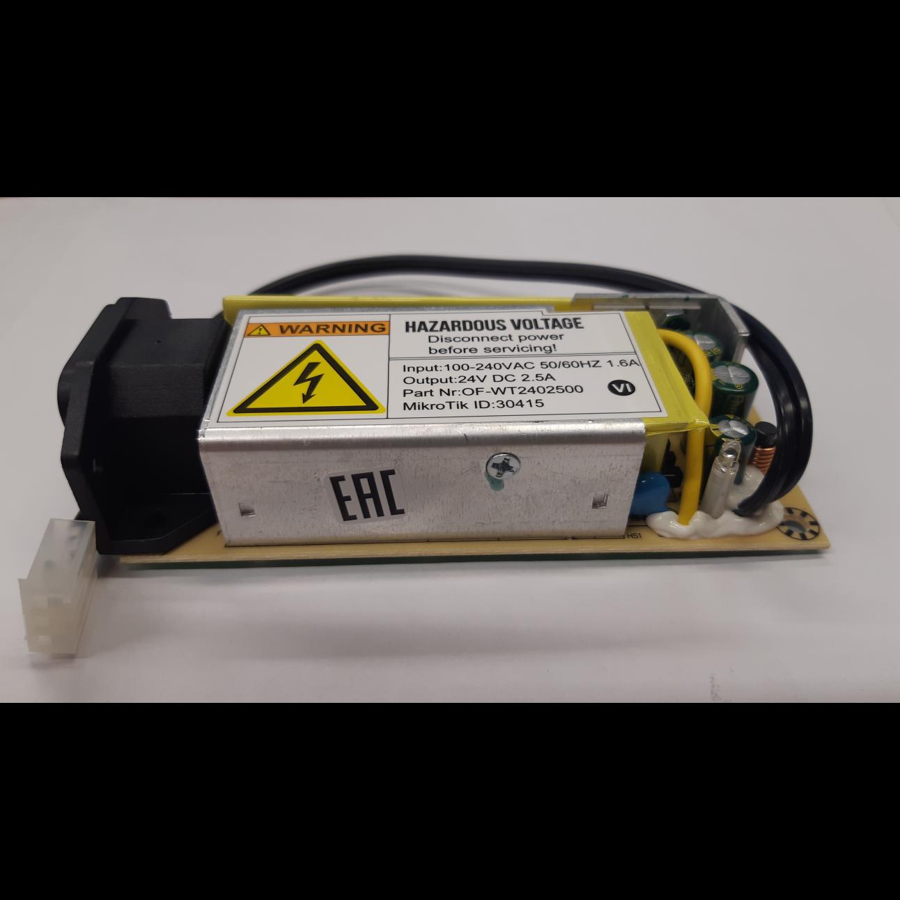 Блок питания 24V 2 Ампера (24V2APOW)