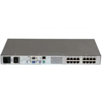 Переключатель IP KVM HP Server Console Switch 1x1x16 PS/2
