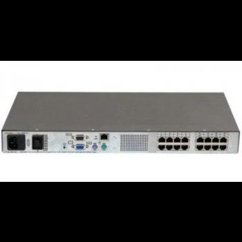 Переключатель IP KVM HP Server Console Switch 3x1x16 PS/2