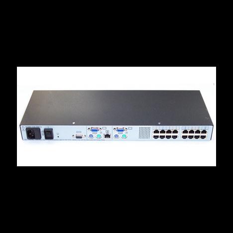 Аналоговый переключатель KVM HP 0x2x16 PS/2