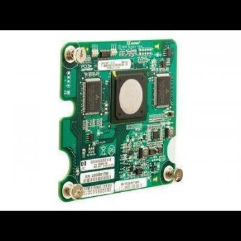 Сетевой mezzanine адаптер QLogic QMH2462 4Gb FC HBA для HP c-Class блейд-серверов