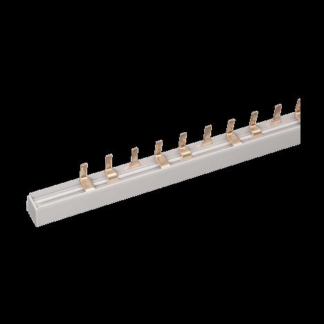 Шина соединительная PIN 3п 63А (дл.1м) ИЭК YNS21-3-063